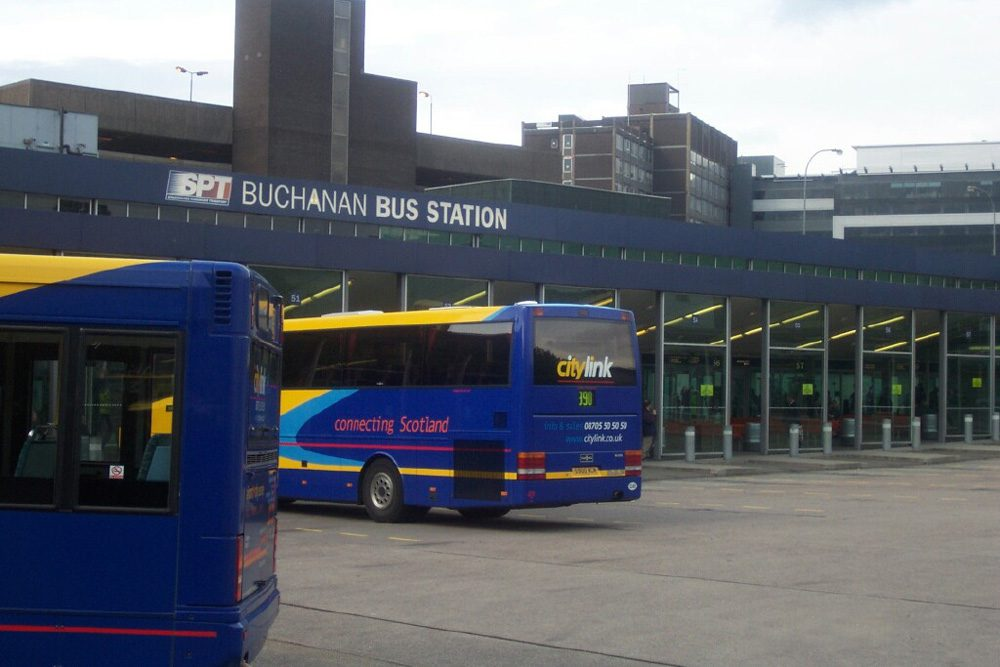 buchanan bus station
