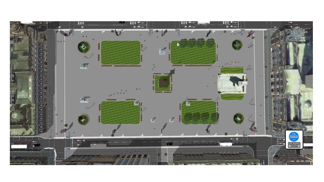 George Square proposal 2