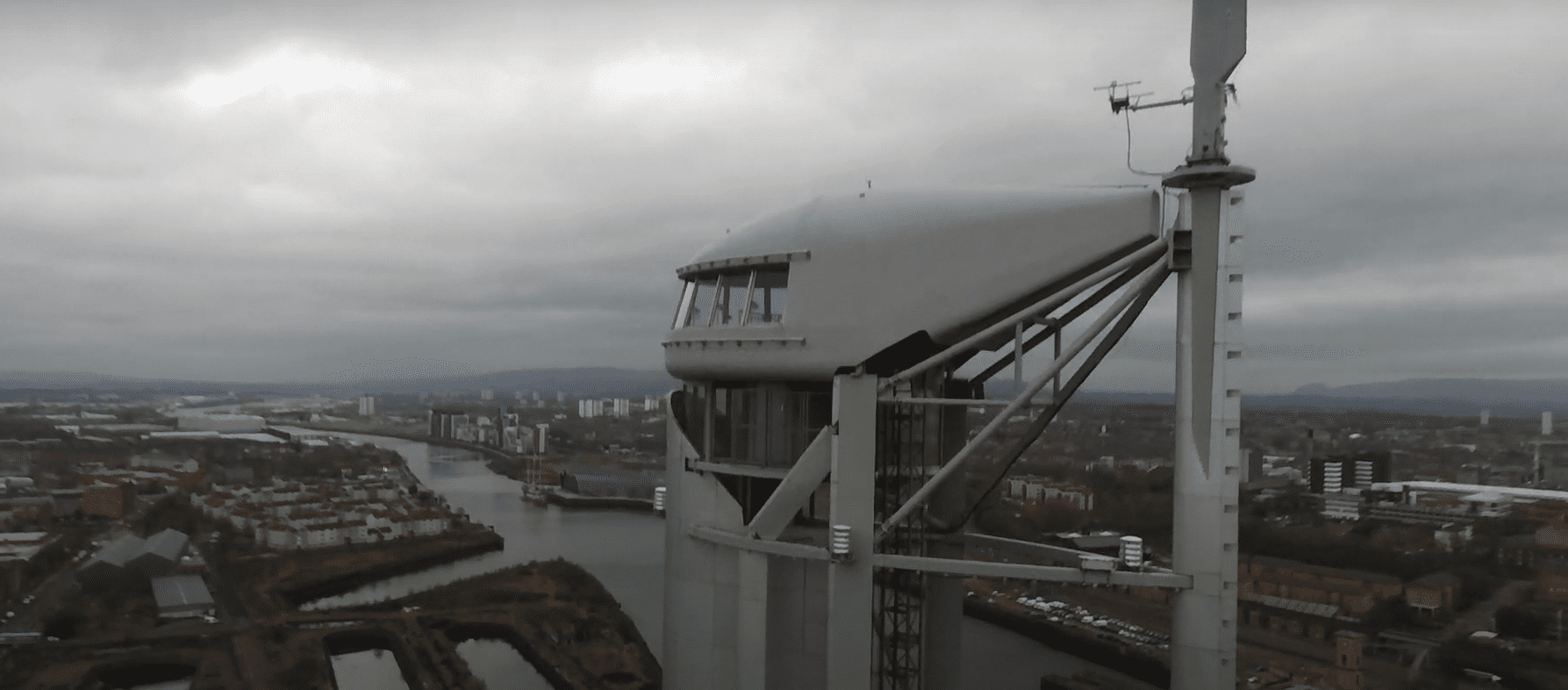 Glasgow Science Centre Tower