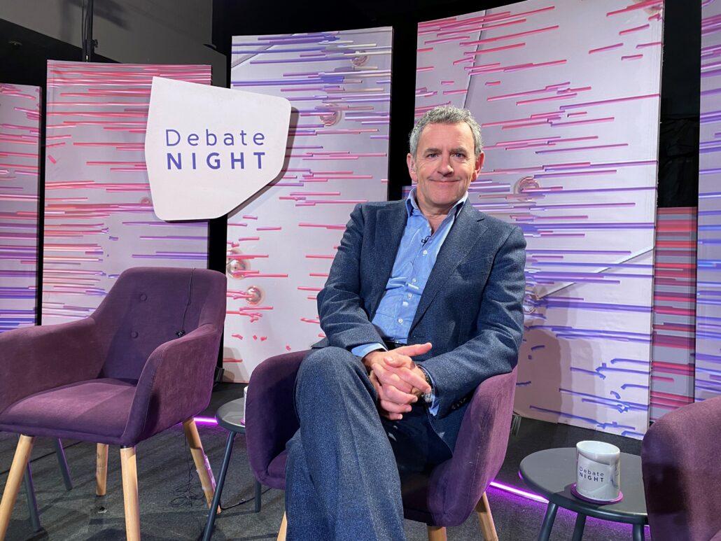 BBC Debate Night Host