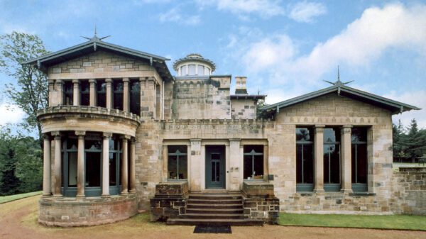 Holmwood House.