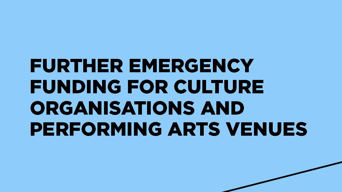 Further emergency funding